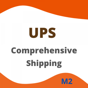 UPS Comprehensive Shipping for Magento2